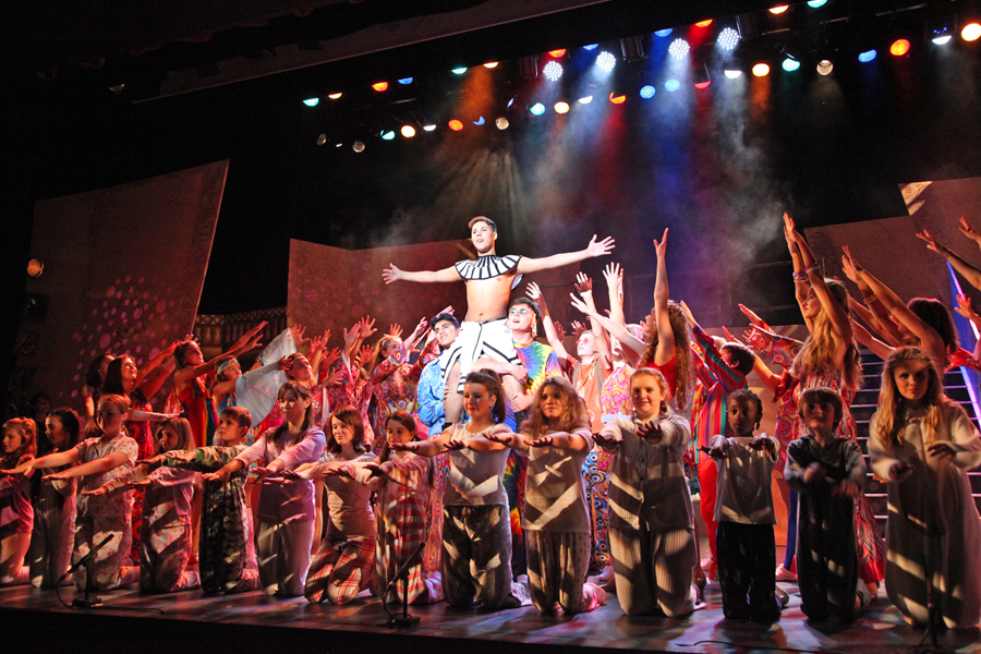 Joseph was 'a show second to none' (NODA)