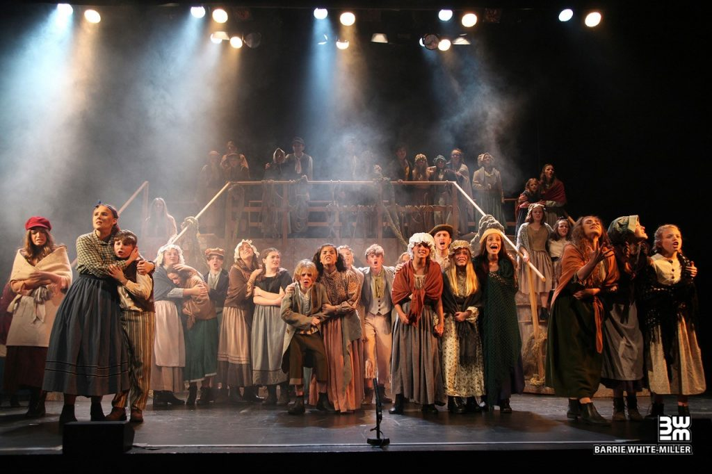 Les Miserables Publicity Photograph