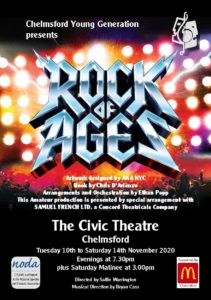Rock of Ages November 2020